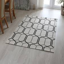 Outdoor Rug Uk Buy Outdoor Rug Patio Ivory Geo Thin Pile Land Of Rugs