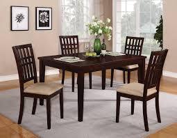 kitchen dazzling kitchen table set for dinner round dining room