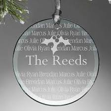 family circle personalized ornament christmas ornaments sale and