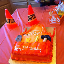jakes 3rd birthday home depot themed every boy tools