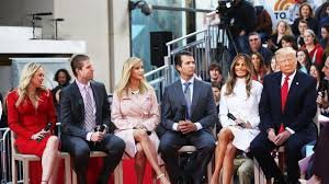 Donald Trump Family Pictures by Welcome To The Trump Family Kleptocracy Am New York