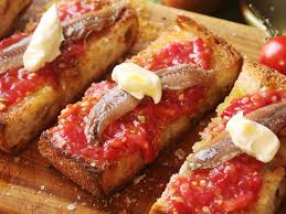 cuisine tomate how to pan con tomate the easiest tapa around
