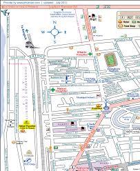 map of hat yai hat yai insider s guide hat yai map 1