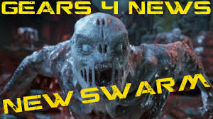 gears of war 4 news the swarm preview of new models youtube