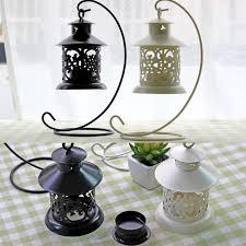 bougeoir mariage 2 pcs marocaine classique évider bougeoir mariage décoration