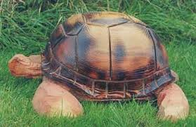 tortoise sculpture garden sculpture buy wooden animals wooden