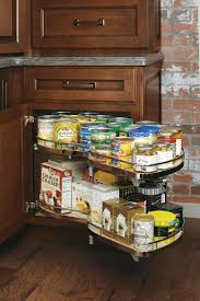 Cabinet Organizers Pull Out Kitchen Cabinet Organization Products Schrock