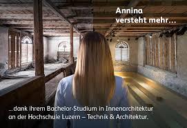 wo kann architektur studieren bachelor technik architektur hochschule luzern