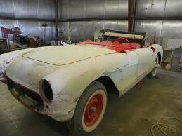 corvette project okoboji cars llc restoration project 57 corvette