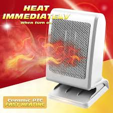 energy saving fan heater unique design portable ptc mini fan heater on table desk energy