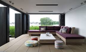 floating home beautiful interiors