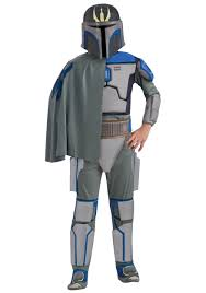 Deluxe Kids Halloween Costumes Pre Vizsla Deluxe Kids Costume Child Star Wars Halloween Costumes