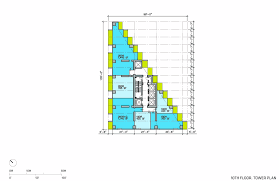 mixed use floor plans gallery of beach and howe mixed use tower big 32