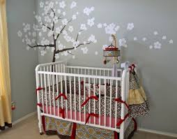 Flower Wall Decals For Nursery by Decorating Ideas Entrancing Image Of Baby Nursery Room Decoration