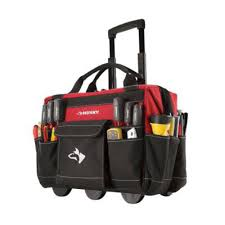 Tool Cabinet With Wheels Tips Husky Rolling Tool Bag For Electrician And Contractors