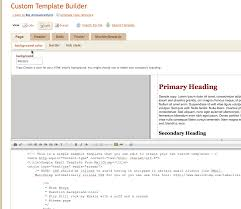 new html email template language in mailchimp v4 3
