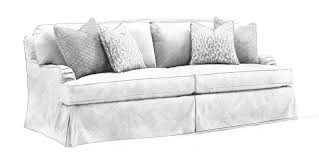 english roll arm sofa slipcover ck interior design