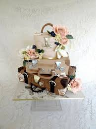 travel themed wedding of beautiful travel themed wedding cakes 3