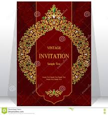Indian Invitation Card Indian Wedding Invitation Card Stock Photos Images U0026 Pictures