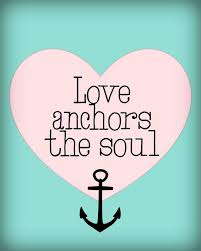 Love Anchors The Soul Print - 37 best my etsy shop images on pinterest my etsy shop quote