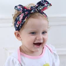 online shop 1pcs country style knot rabbit ears hair headbands