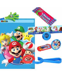 mario party supplies mario party supplies bags cups napkins plates