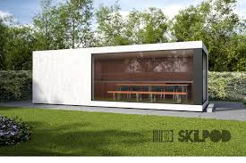 In Law Pods Skilpod House Ideas Pinterest Eco Pods And House