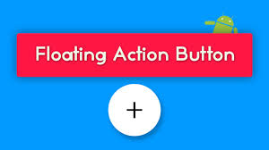 android button style android material design widget floating button learn