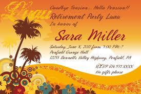 Retirement Invitation Card Retirement Party Invitations Templates U2013 Gangcraft Net