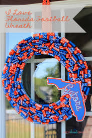 229 best gator love images on pinterest gator football florida i love florida football wreath