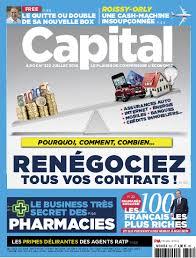 Abonnement Capital Capital