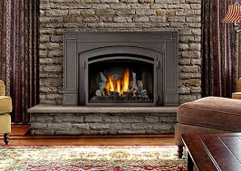Gas Inserts For Fireplaces by Gas Fireplaces Gas Fireplace Installation Atlanta Fireplace