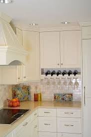 kitchen wine rack ideas built in wine rack transitional kitchen racks for cabinets best 25