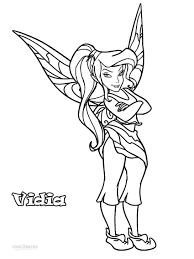 vidia fairy coloring page kids drawing and coloring pages marisa