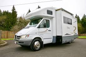 2007 winnebago view diesel class c class b roadtrek pleasure way