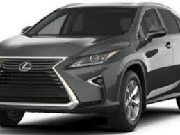 2018 lexus rx rx 350 for sale metairie la 3 5 l 6 cylinder