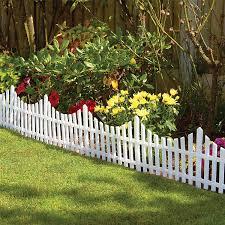 plastic garden border fence lawn grass edge path edging