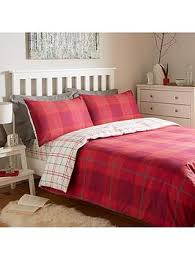 Peppa Pig Duvet Cover 100 Cotton Brushed 100 Cotton Check Duvet Cover Set Very Co Uk