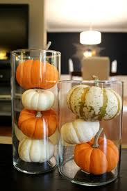 Small Pumpkins 20 Chic Thanksgiving Crafts To Decorate Your Table Hurricane
