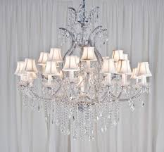 Crystal Chandeliers Maria Theresa Trimmed Chandelier Chandeliers Crystal Chandelier