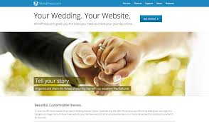 free wedding websites with create your wedding website for free wdexplorer