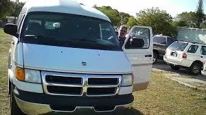 used dodge conversion vans 2001 dodge ram high top conversion walk around presentation