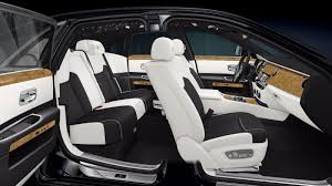 interior rolls royce ghost rolls royce ghost black badge edition export car from uk ltd