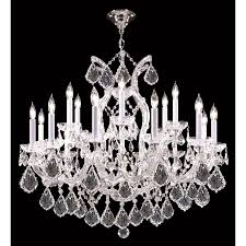 Moder Chandelier James R Moder Crystal Chandelier Musethecollective