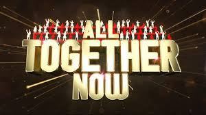 when does all together now start on one who is host rob