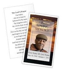 funeral prayer cards memorial prayer card templates archives funeralprogram template