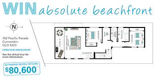 rsl draw 321 3 3m currumbin beach house floor plan level 3