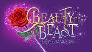 lythgoe family panto u0027s beauty and the beast a christmas rose