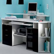 Compact Desk With Hutch Office Desk L Shaped Office Desk Small Office Table Work Desk
