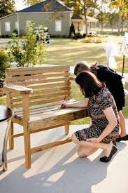How To Make Patio Furniture Out Of Pallets Garden Benches Wood Foter